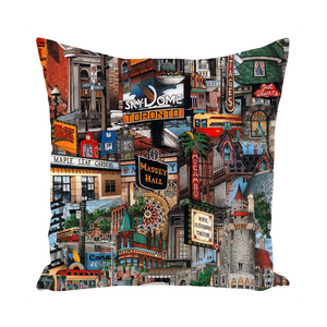 Toronto Pillows