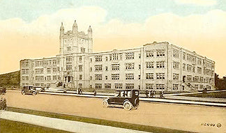 Historic Image of Central Tech