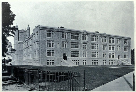 Central Technical School, Toronto - David Crighton's Alma Mater