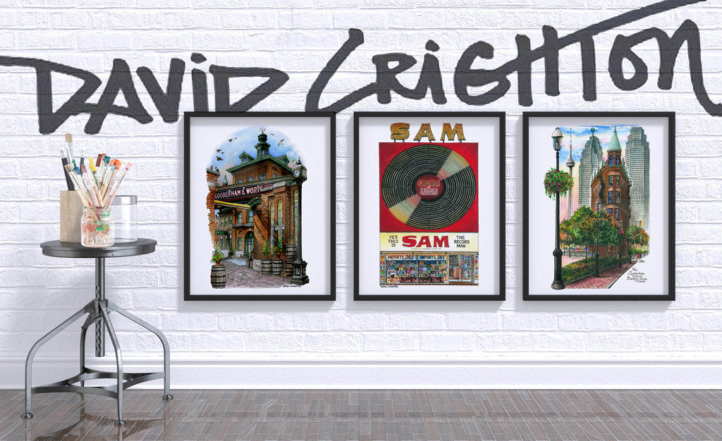 David Crighton Art Enterprises