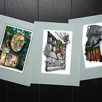 Posters - Custom or Stock - by David Crighton Art