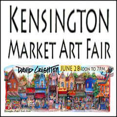 Kensington Market Art Fair