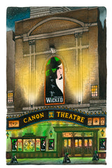 Wicked at The Canon Theatre by David Crighton