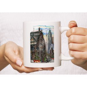 St. Lawrence Market Christmas Coffee Mug