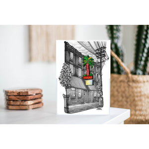 Toronto Greeting Card - The El Mocambo