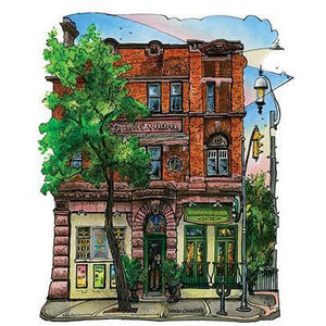 Toronto Note  Card |The Dominion Tavern
