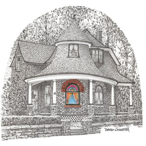 Gardeners Cottage Toronto Wall Art
