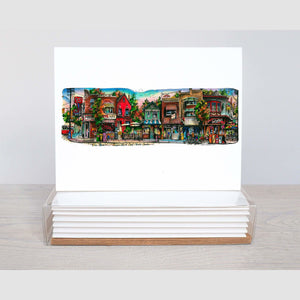 The Beaches Toronto Art Gift Box