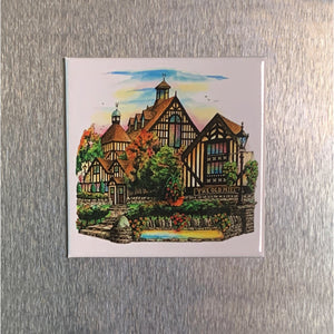 Old Mill Toronto Fridge Magnet