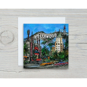 Hollywood, CA Greeting Cards Stationery Store Toronto