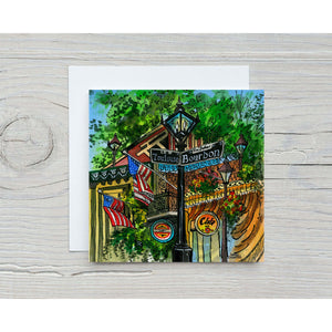 New Orleans LA Greeting Card Stationery Store Toronto