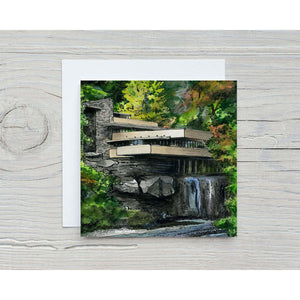 Fallingwater Greeting Card Stationery Shop Toronto