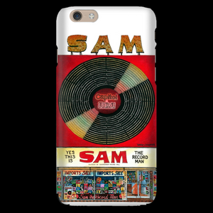 Looking for an iconic 6ix phone case...it doesn't get better than Sam The Record Man