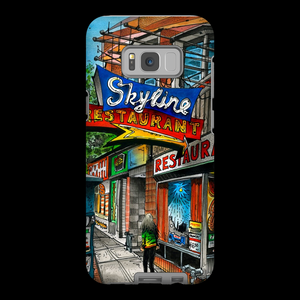 Looking for an iconic 6ix phone case...it doesn't get better than the Skyline Restaurant in Parkdale