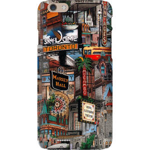 Cityscape Phone Case My Toronto
