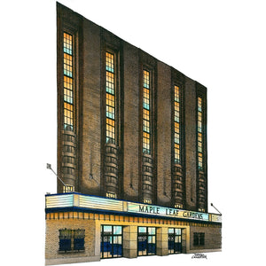 Maple Leaf Gardens Toronto Postcard