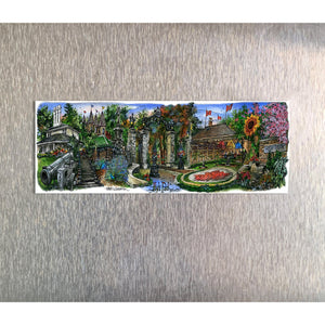 High Park Toronto Fridge Magnet