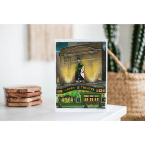 Wicked Theatre Greeting Card