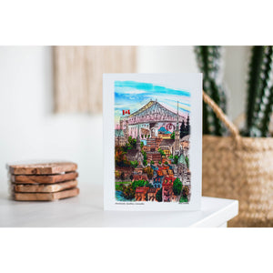 Montreal Quebec Greeting Cards