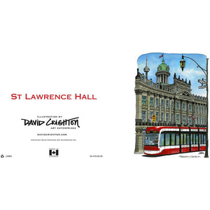 Toronto Streetcar #1 Greeting Card Box Set