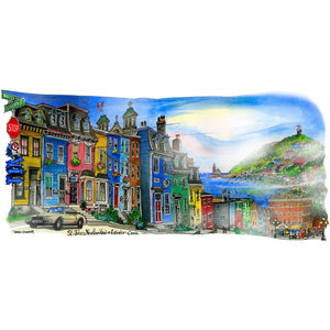 St. John's, Newfoundland Greeting Card