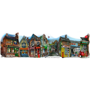 Coronation Street (New) Wall Art