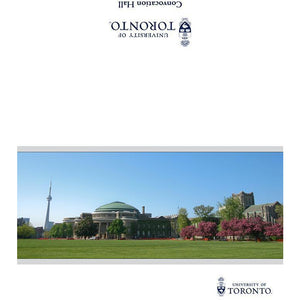 U of T - Convocation Hall #2 Greeting Card