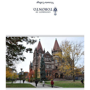 U of T - Victoria College 2 Greeting Card