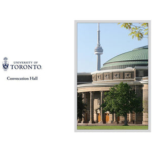 U of T - Convocation Hall #3 Greeting Card