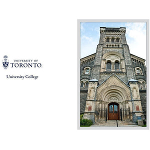 U of T - University College Greeting Card
