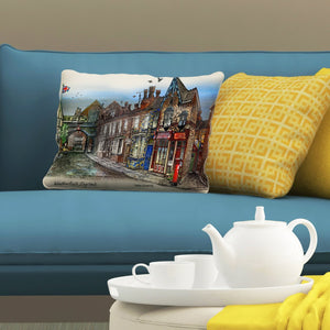 Coronation Street Pillows | David Crighton Art