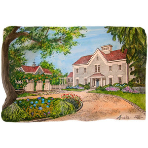 Commission Toronto Artist David Crighton to memorialize your home!
