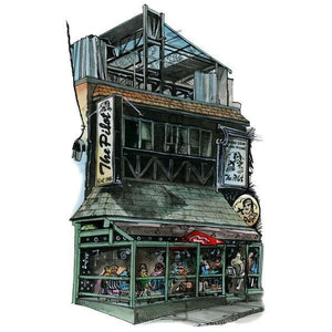 Jazz Bars Toronto | Toronto Landmark artwork | See more online