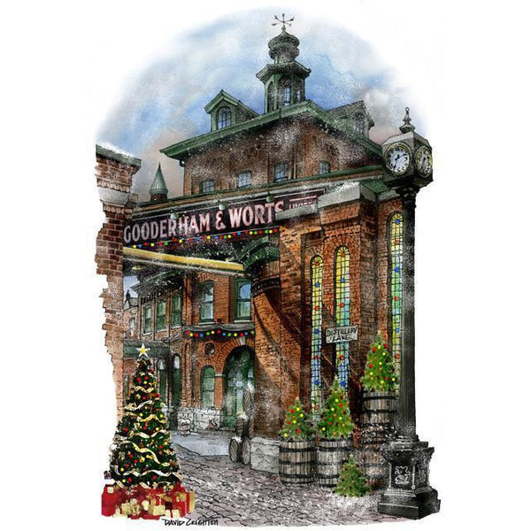Christmas at the Distillery by David Crighton