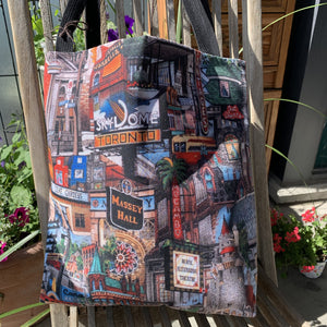 Toronto Canvas Tote Bag - My Toronto