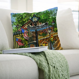 New Orleans, USA Pillows by David Crighton