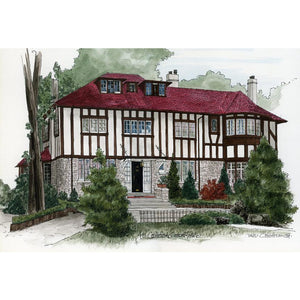 Tudor House Art Commission