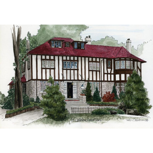 Tudor House Commission