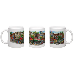 Bloor West Village Custom Mug Toronto