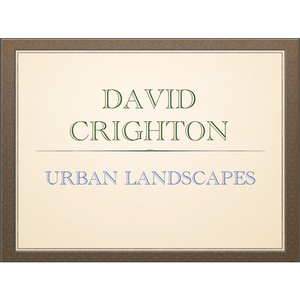 David Crighton Art  E-Book - Snapshots of a 40 Year Career