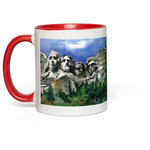 Mt Rushmore 11 oz. Coffee Mug, South Dakota Souvenir Gift