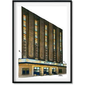 Toronto Attractions Wall Art | Maple Leaf Gardens, Toronto by David Crighton