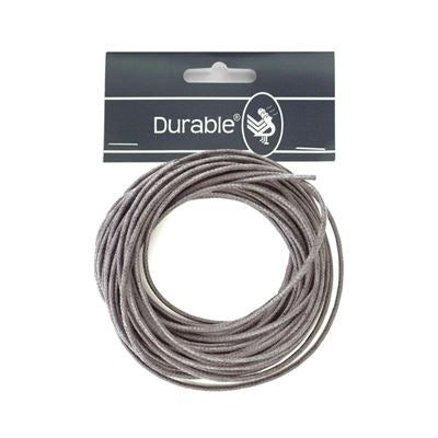 Durable Waxkoord 1 mm