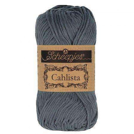 Scheepjes Cahlista 393 Charcoal CuteDutch