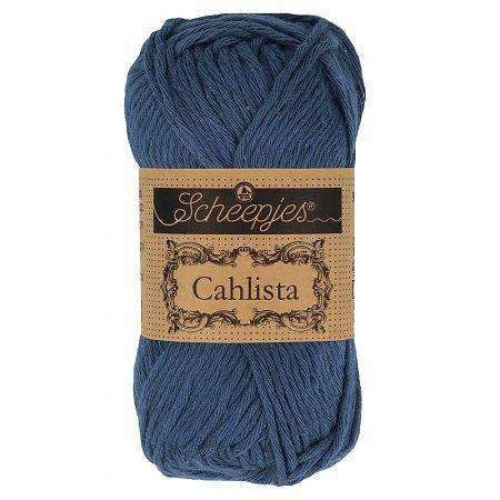 Scheepjes Cahlista 164 Light Navy CuteDutch
