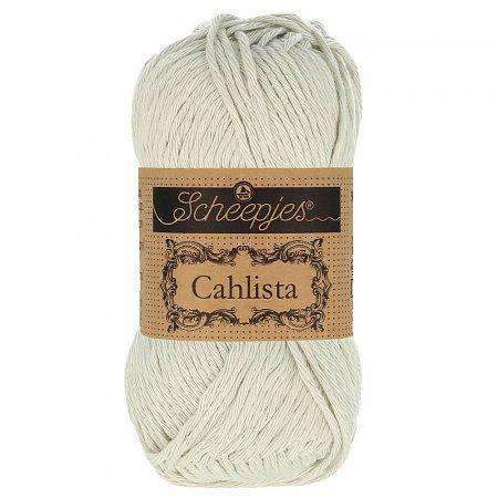 Scheepjes Cahlista 172 Light Silver CuteDutch