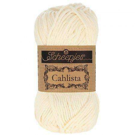Scheepjes Cahlista 130 Old Lace CuteDutch