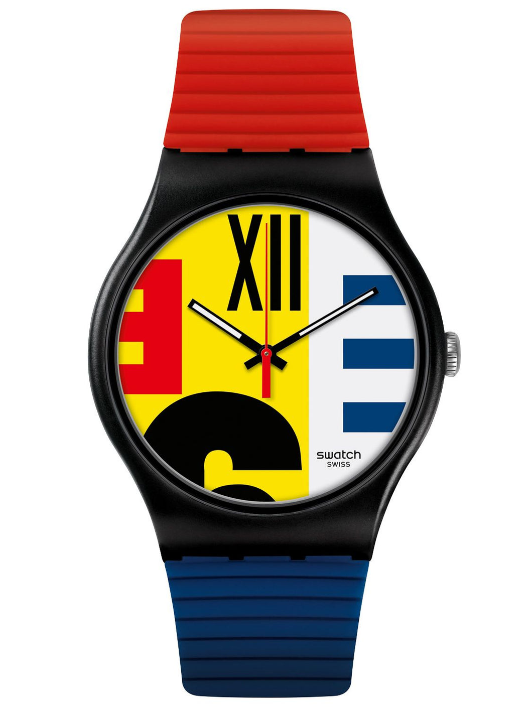 SWATCH SUOB171 Watch Sir Swatch FREE SHIPPING!!