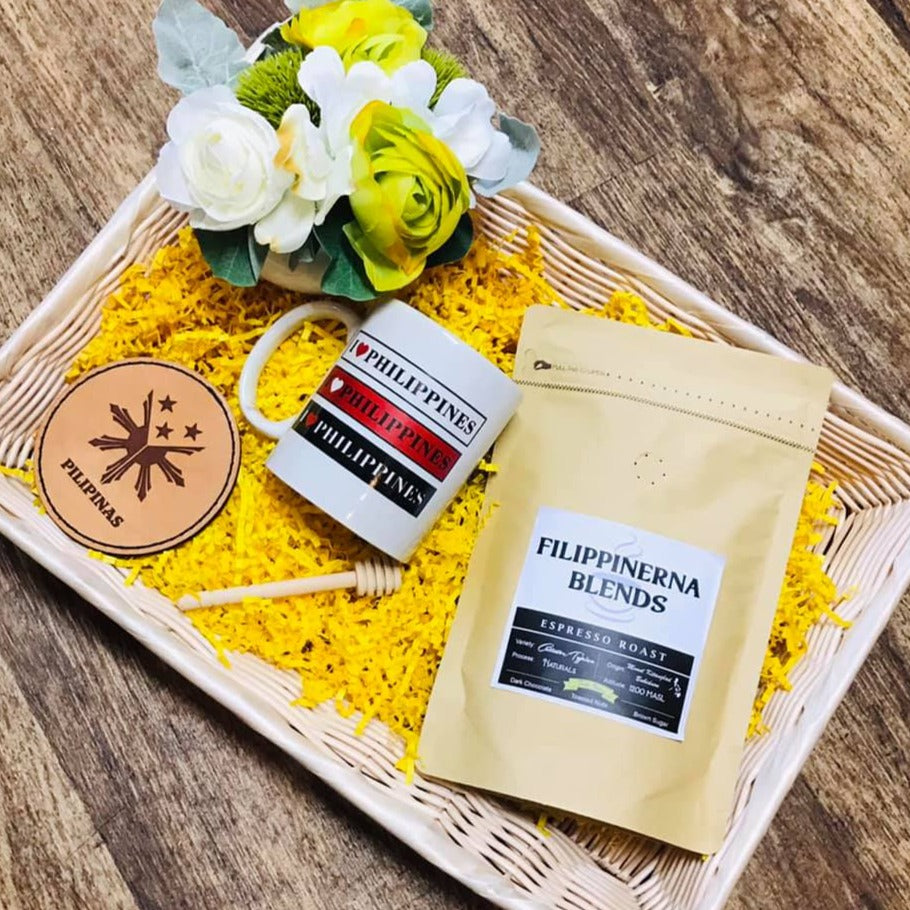 Filippinerna Blends - Coffee Gift Set