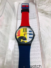 Load image into Gallery viewer, SWATCH SUOB171 Watch Sir Swatch FREE SHIPPING!!